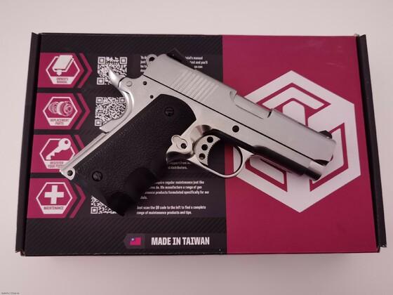 AW Custom, Colt 1911 Baby, GBB, 6mm BB