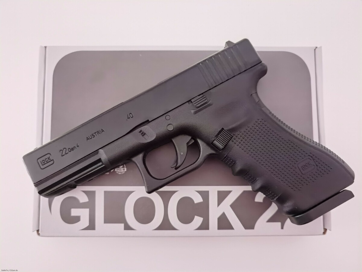 Wingun Glock 22 Gen. 4, CO2, 4,5mm BB