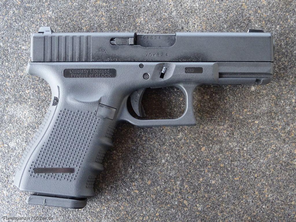 Glock 19 GBB Umarex 6mm BB