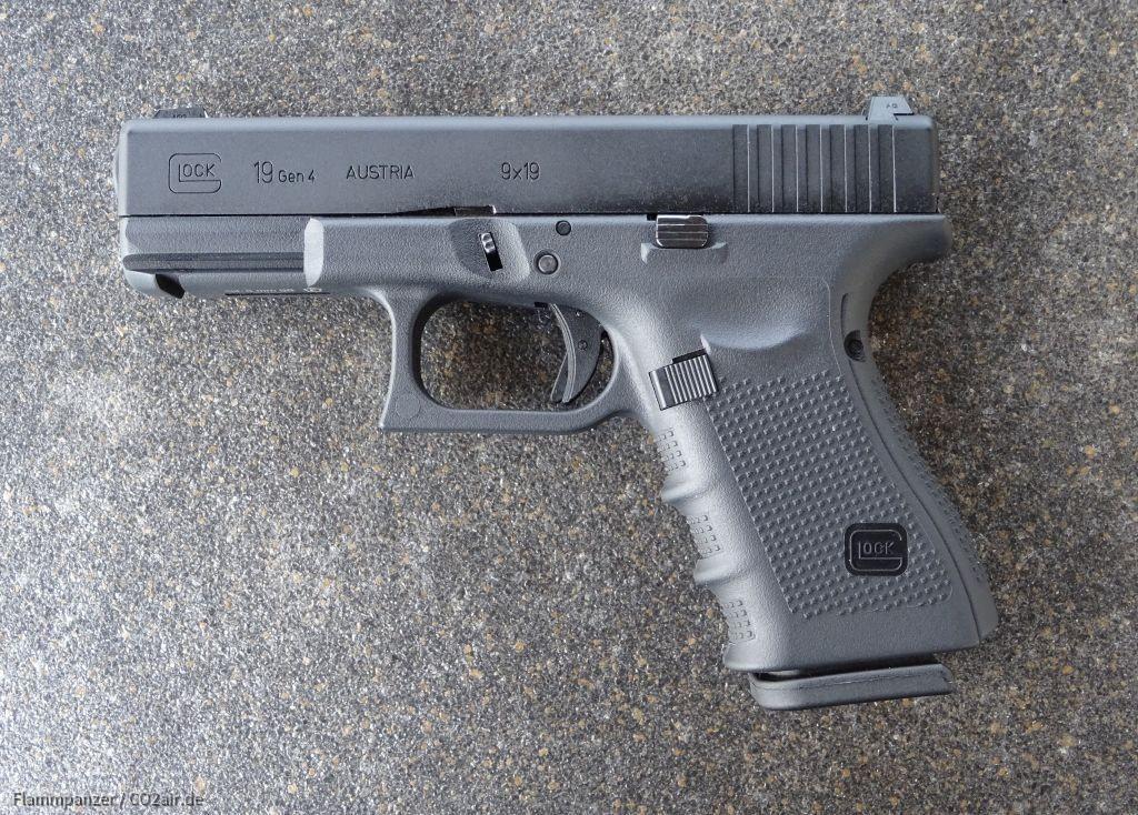 Glock 19 Umarex 6mm BB Airsoft