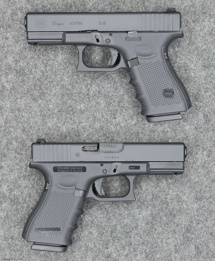 Glock 19 GBB umarex (VFC)