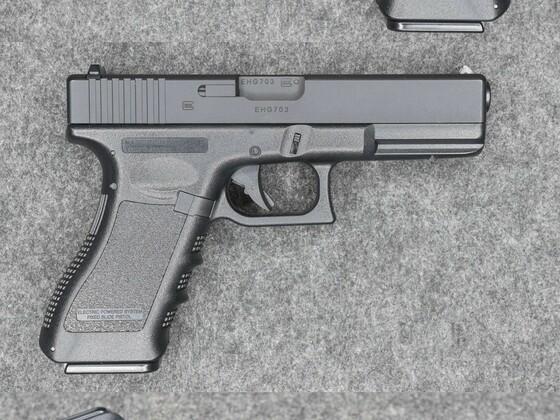 Glock 18C AEP von Tokyo Marui