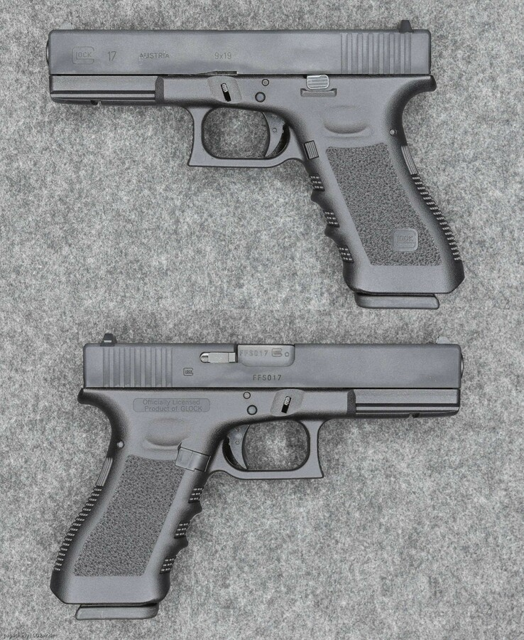 Glock 17 GBB umarex (VFC)