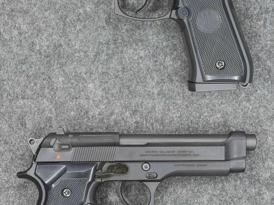 Beretta 92 Springer von umarex (PSS)