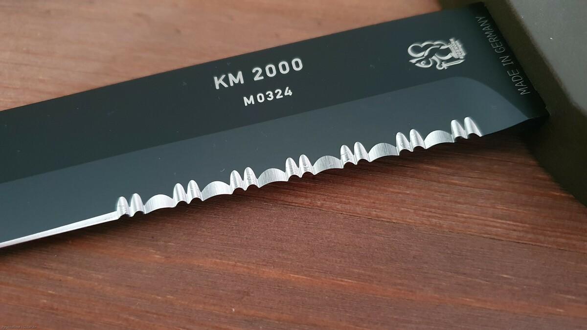 Wellenschliff KM 2000