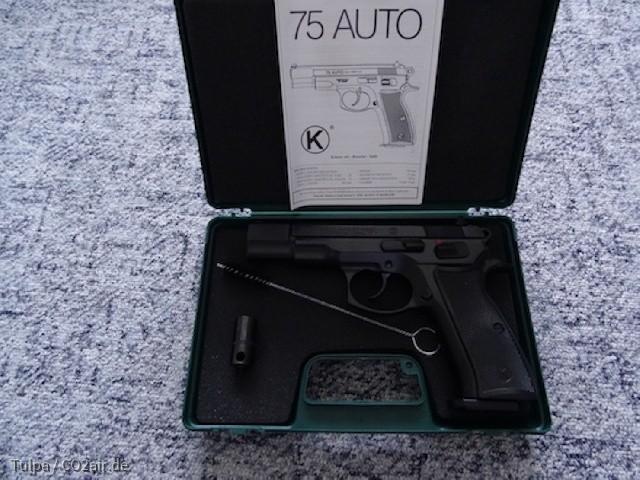 CZ Model 75