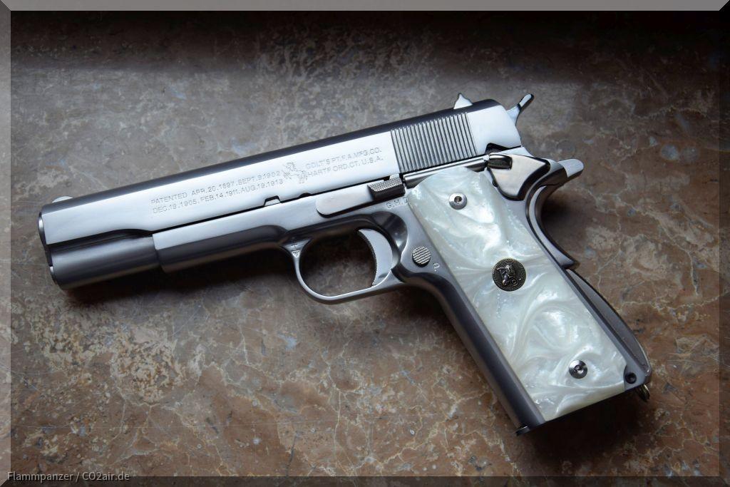 WE 1911 GBB 6mm Vollmetall Colt