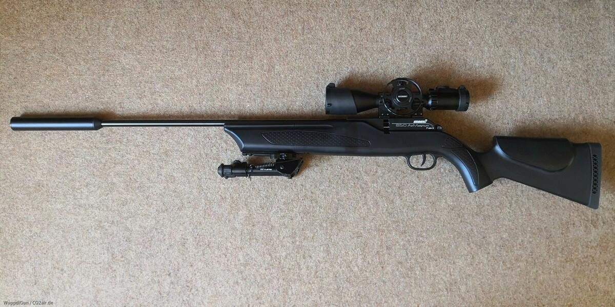 Pimp my Gun - Hämmerli 850 Air Magnum