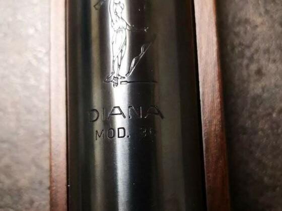 Diana 36 aus 08.92