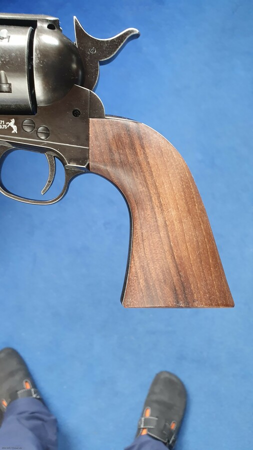 Holzgriffschalen Colt SAA .45
