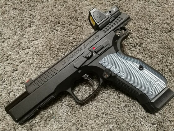 ASG CZ Shadow 2 Co2 6mm GBB mit RMR Red Dot01