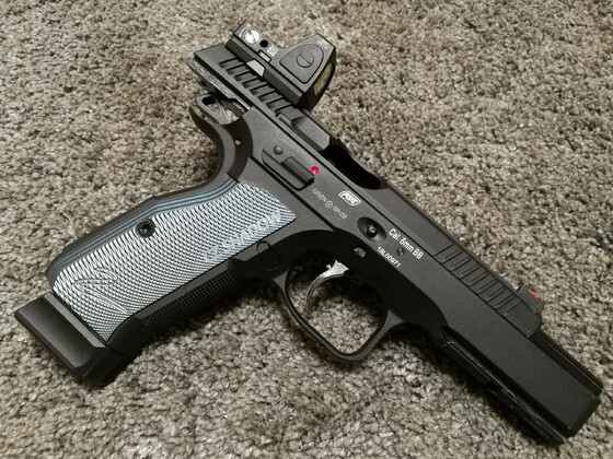 ASG CZ Shadow 2 Co2 6mm GBB mit RMR Red Dot02