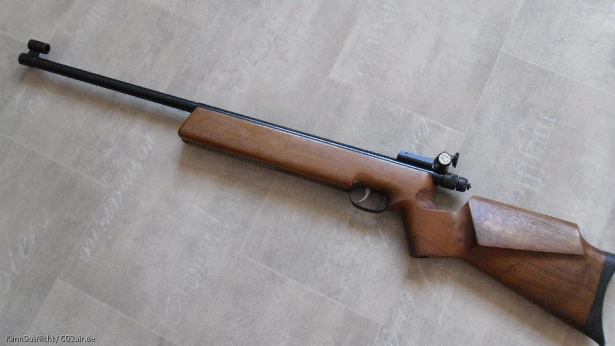 Hämmerli Match Co2 Gewehr