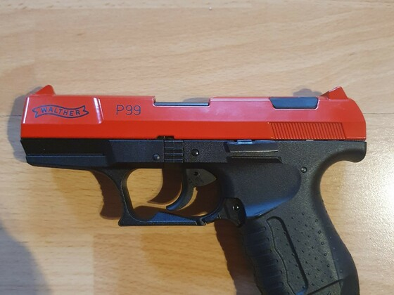 P99 Edition 2020 Rot