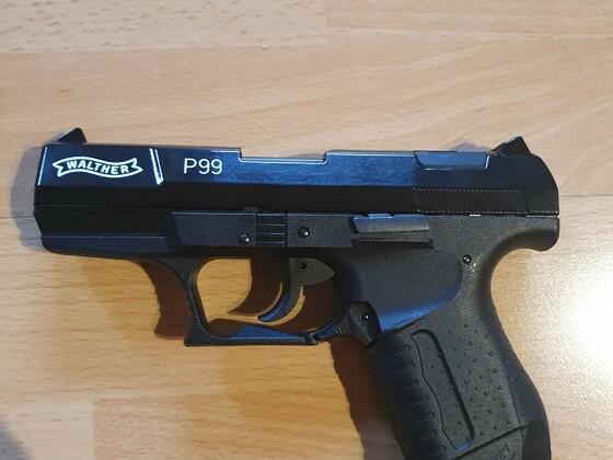 P99 Edition 2020 Schwarz
