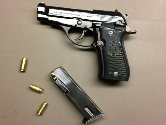 Beretta M84, Marushin Industry Co.,LTD.