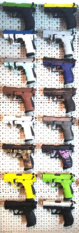 Meine P22Qs