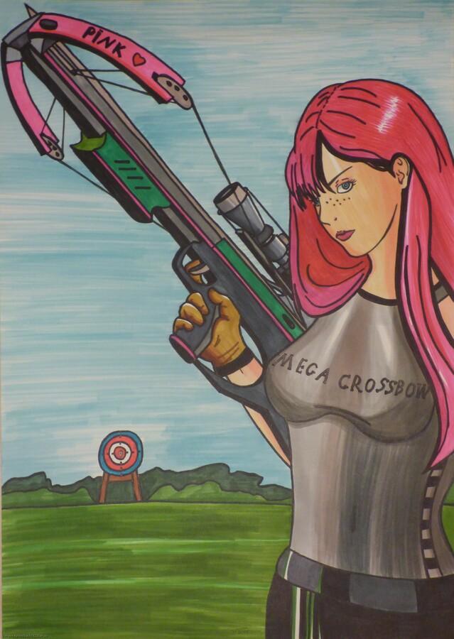 Crossbow-Girl