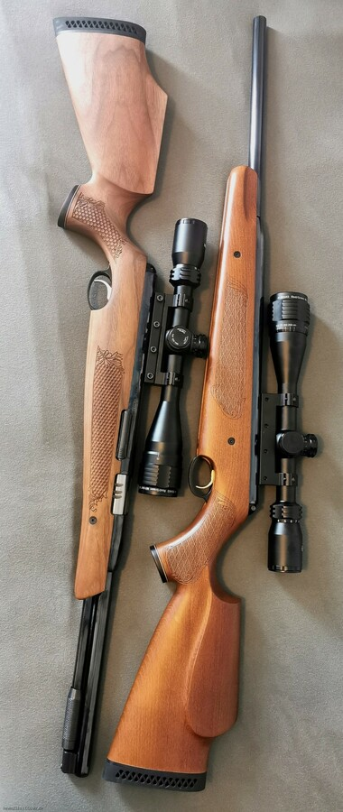 Air Arms Tx200hc & Pro Sport