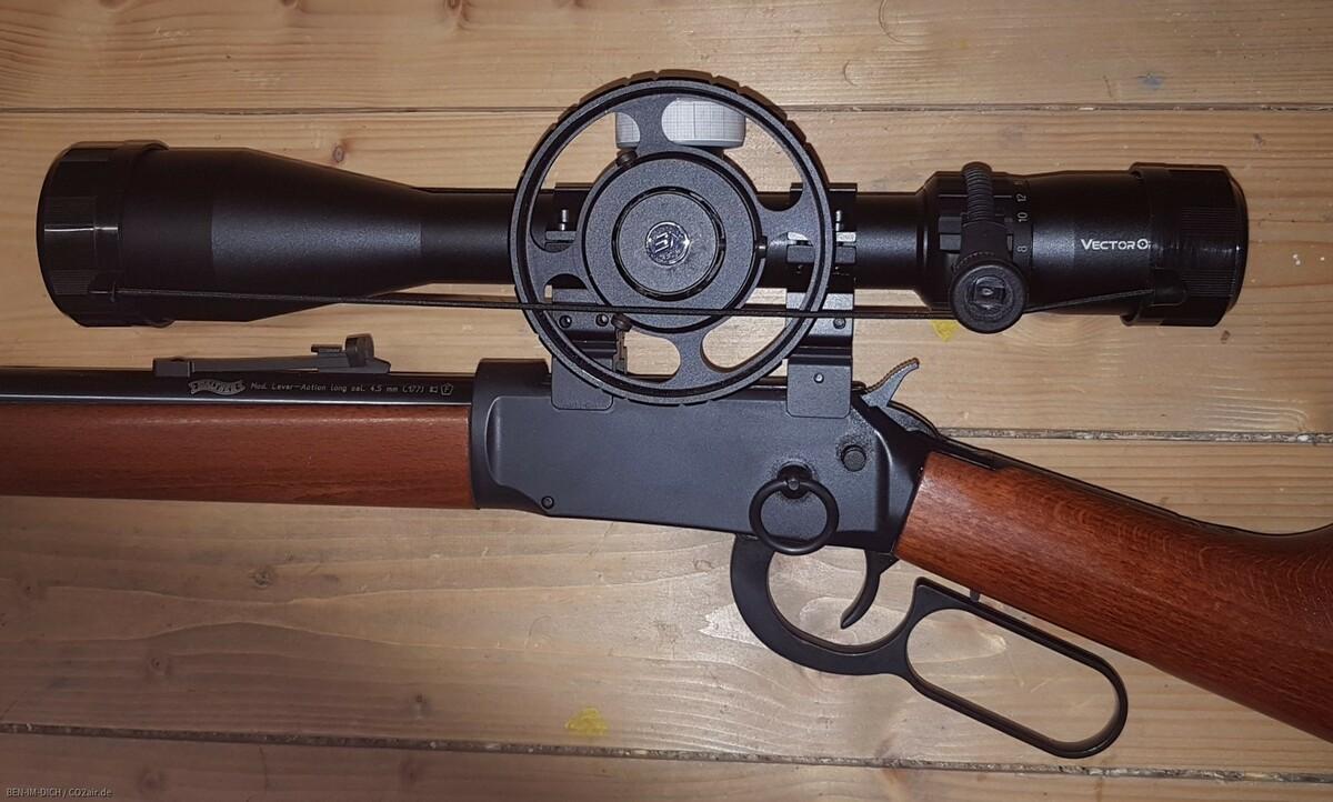 WLA (Walter Lever Action) , ob die sich eignet als HFT Waffe ???