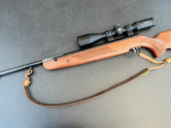Weihrauch HW 95 Luxus mit SD in .177 bzw. 4,5mm KNICKER