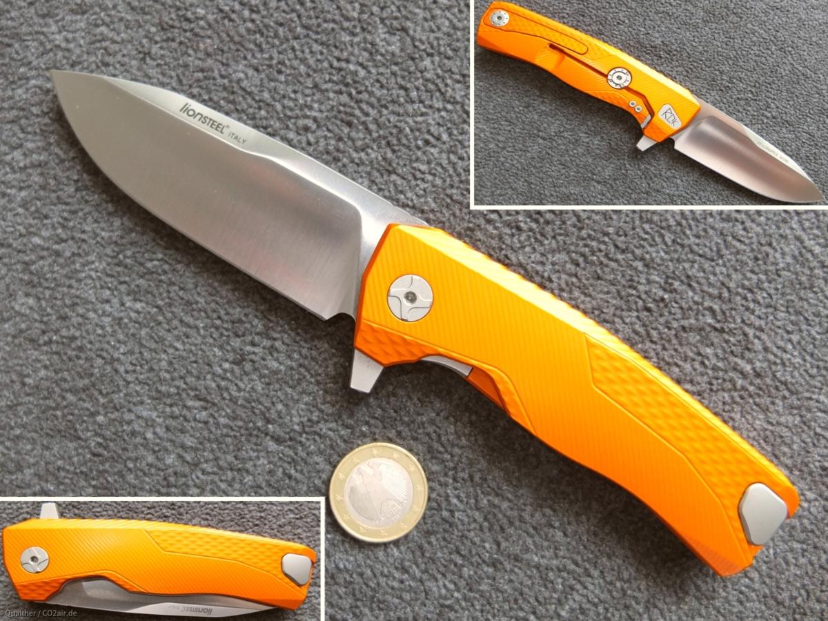 Lionsteel ROK orange