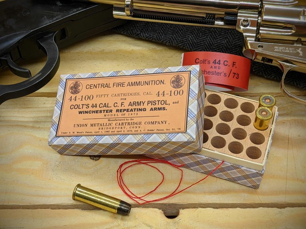 Ladehülsen: Model 44-100