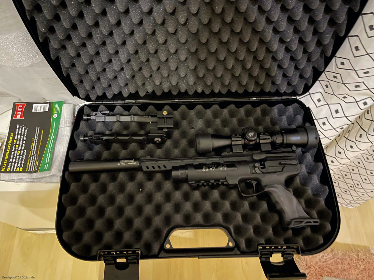 Koffer für die mächtige HW44