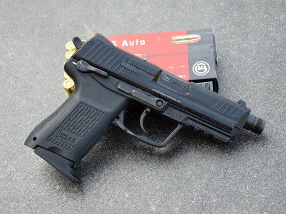 VFC Umarex Heckler&Koch HK 45C GBB 6mm Aitsoft 1