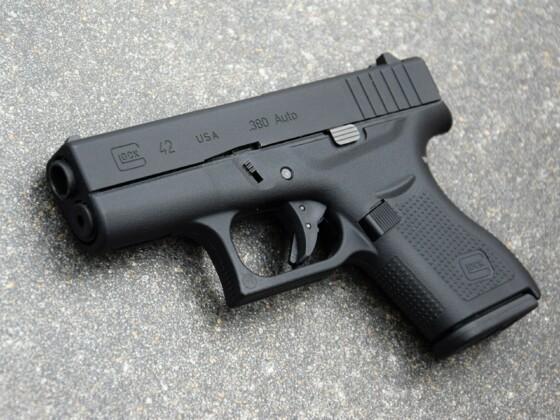 Glock 42 GBB von Umarex VFC 6mm