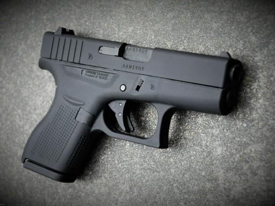 Umarex VFC Glock 42 GBB 6mm BB Airsoft III