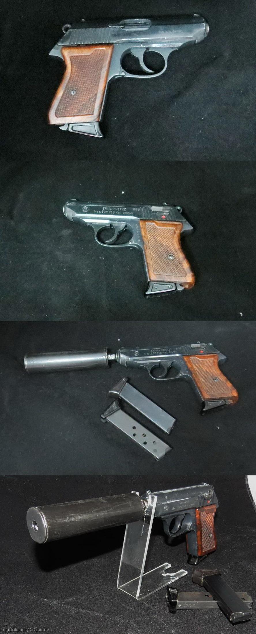 Erma 75S PTB 401