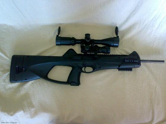 CX4 Storm mit Ritter RDG und Walther3-9x44 Sniper (3)