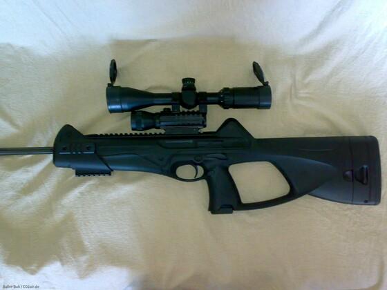 CX4 Storm mit Ritter RDG und Walther3-9x44 Sniper (4)