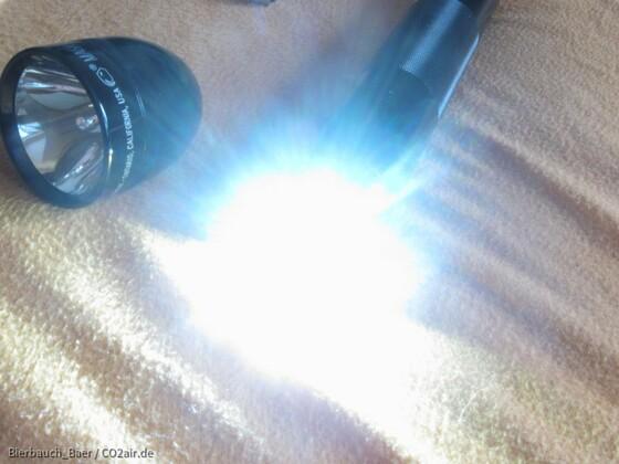 Maglite 2D Dittmann Modul 200 Lumen