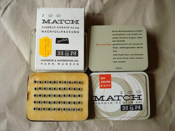 H&N Match + Nachfüllpack.