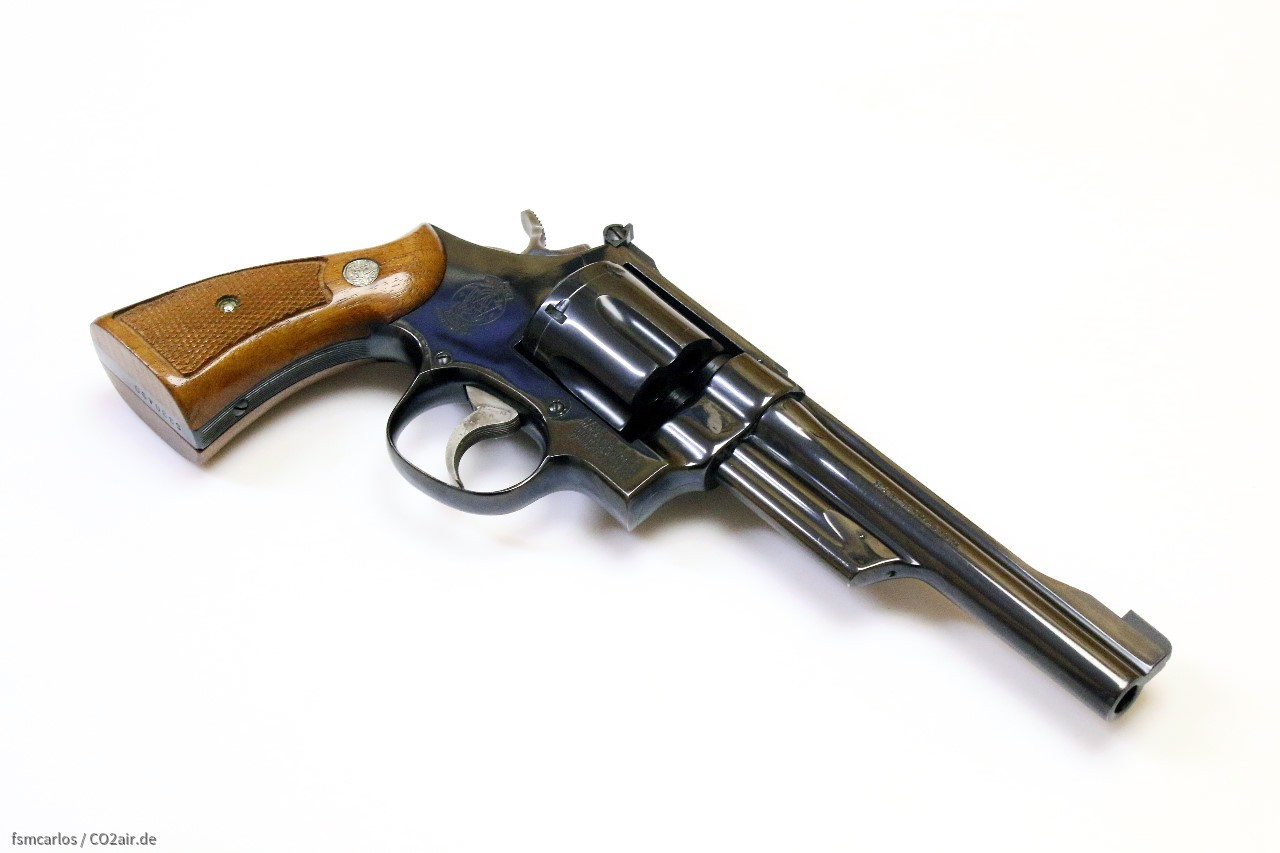 Smith&Wesson Model 27-2
