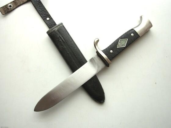 Ein Messer aus meiner späten Kindheit.
