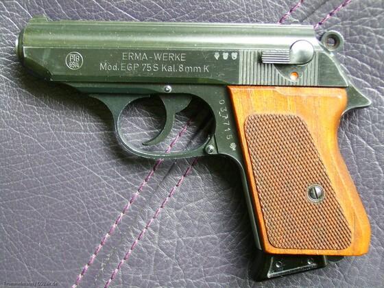 ERMA EGP 75 S (Bj. '78)