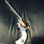 Colt SAA Gold/Nickel Edition 7,5 Zoll