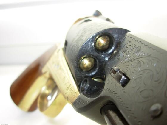 Colt Navy 1851 cal.36 warscheinlich Ubertiproduktion