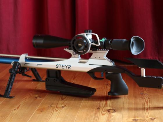 Steyr LG110 FT 2014