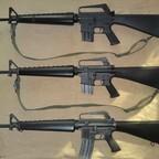 Waffen der US-Bodentruppen im Vietnam-Krieg