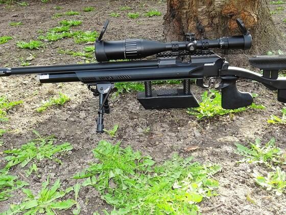 Hämmerli AR 20 Black Hunter