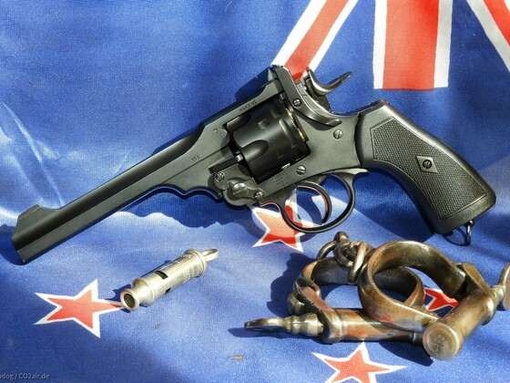 Webley (very British)