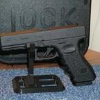 Glock 17 Diabolo mit neuer Beschichtung.