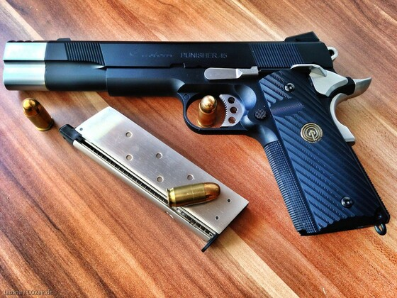 Socom Gear Punisher 1911 Custom .45