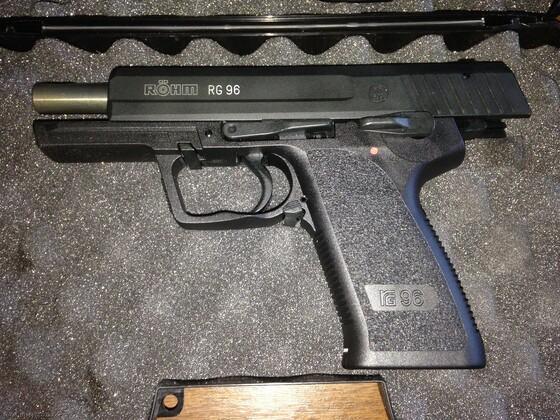 Röhm RG-96 von Umarex
