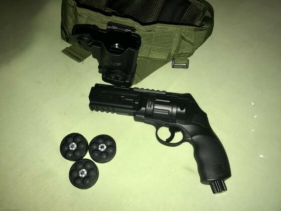 Umarex HDR50 Revolver
