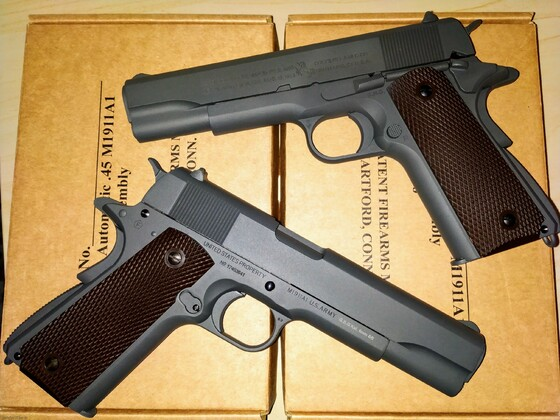 Colt M1911 A1 (KWC)